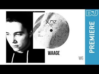 Techno: WAAGE 'W6' | DJ Mag New Music Premiere