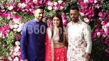 Hardik Pandya, KL Rahul and Celebs Attend Akash Ambani and Shloka Wedding