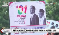 FBR Dukung Jokowi-Ma'ruf Amin di Pilpres 2019