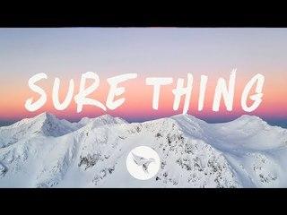 Man Cub & SVRCINA - Sure Thing (Lyrics)