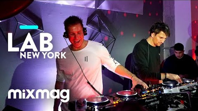 PAN-POT techno set in The Lab NYC