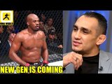 Jon Jones' time is soon gonna be over the New Generation is coming,Holloway on Tony Ferguson