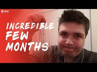 """""""AN INCREDIBLE FEW MONTHS"""" Paul Rantcast: Match Review Arsenal 2 - 0 Manchester United"""
