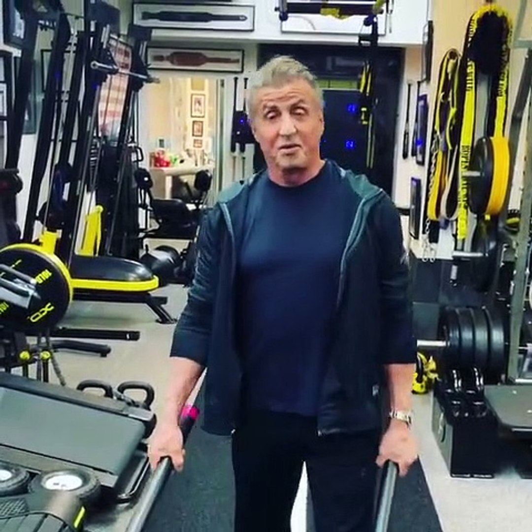 Sylvester Stallone : Rambo 5 Caused 'A Lot Of Damage' To His Body