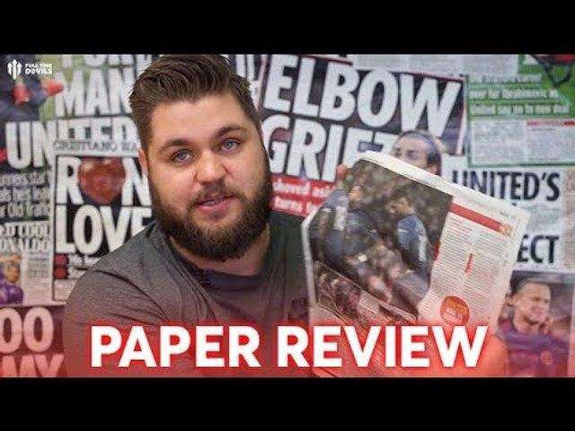 "Paper Review: ""Solskjaer Got It Wrong"""