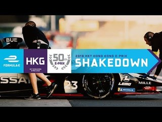 Shakedown LIVE Race Preview Show From The 2019 HKT Hong Kong E-Prix