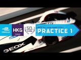 Practice 1 LIVE! - 2019 HKT Hong Kong E-Prix | ABB FIA Formula E Championship