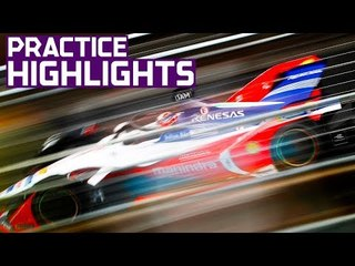 Practice Highlights | 2019 HKT Hong Kong E-Prix