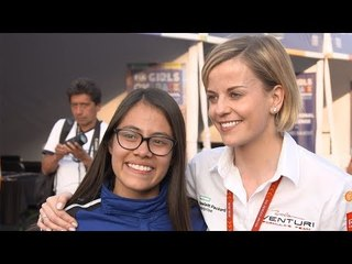 Susie Wolff Reveals Her Mission To Increase Women's Participation In Motorsport