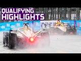 Qualifying Highlights | 2019 HKT Hong Kong E-Prix