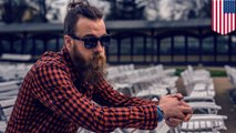 Man proves hipsters look alike by mistaking hipster photo as himself