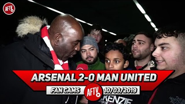Arsenal 2-0 Man United | Can Arsenal Turn Things Around Vs Rennes? (Robbie Asks The Fans)