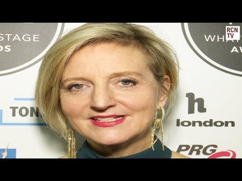 Director Marianne Elliott Interview What's On Stage Awards 2019