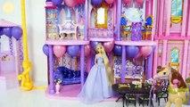 La Princesse Raiponce Barbie Fête D'Anniversaire! pesta ulang tahun putri la Fête d'anniversaire de Princesse