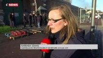 Sixième jour de blocage à la prison de Douai