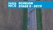 Echelon - Étape 2 / Stage 2 - Paris-Nice 2019