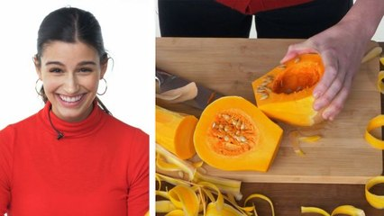 50 People Try to Cut a Butternut Squash