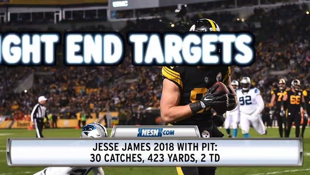 Top Patriots Free Agency Tight End Targets In 2019