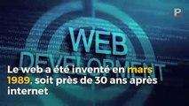 Le web fête ses 30 ans