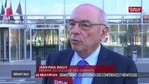 Grand débat : les conférences nationales sont là pour « faire monter à bord les corps intermédiaires » affirme Jean-Paul Bailly