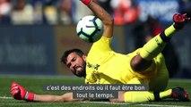 Le Top 5 des gardiens de Jérôme Alonzo - Foot - C1 - Gardiens
