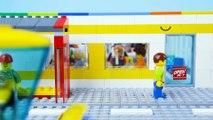 LEGO City Coffee Cafe Fail STOP MOTION LEGO Batman Internet Cafe Fail | LEGO City | By Billy Bricks