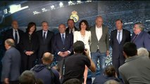 Zidane says he has ''recharged his batteries'' as he returns to Real Madrid