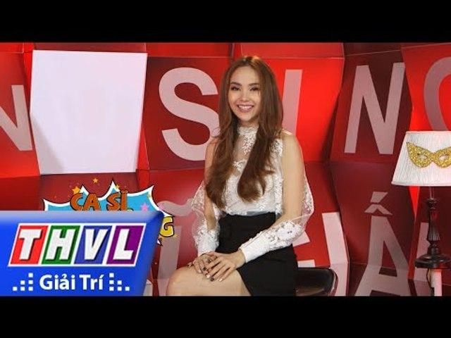 THVL   Đoán xem ai là người đến trễ nhất trong buổi ghi hình Ca sĩ giấu mặt - ca sĩ Minh Hằng?   Godialy.com