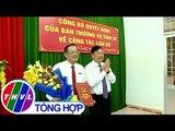 THVL | Công bố quyết định của Ban thường vụ Tỉnh ủy về phân công cán bộ Trường Chính trị Phạm Hùng