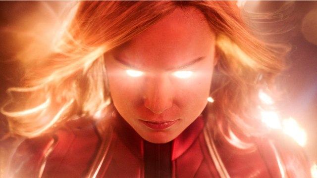 'Captain Marvel' Not Too Powerful For The MCU?