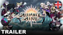 The Alliance Alive HD Remastered - Trailer d'annonce Europe