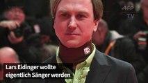 Schauspieler Lars Eidinger wäre gerne Sänger geworden