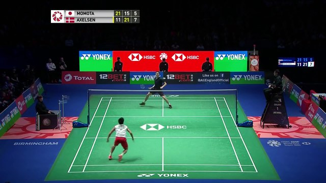 Play of the Day | YONEX All England Open 2019 finals | BWF 2019