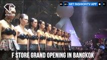 F Store Grand Opening at Siam Center in Bangkok ft Michel Adam | FashionTV | FTV