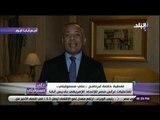 على مسئوليتى - أحمد موسى يروي تفاصيل لقائه بمبارك .. وطلب الرئيس الأسبق تغيير كلمة التنحي الي التخلي