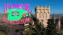 Lugares de contos de fadas: O real castelo da Cinderela fica na Segóvia