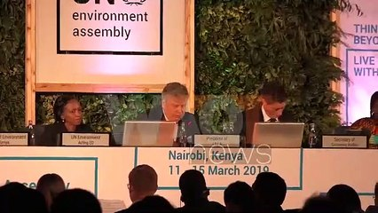 UNEP urges stronger private public partnerships for innovative solutions