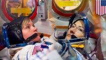 史上第一支全女性太空隊月底起飛