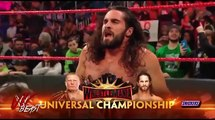 WWE RAW 11 March 2019 Highlights Wrestling Reality Wrestling Time Classy Wrestling