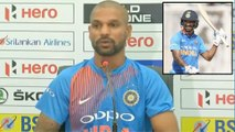 India Vs Australia 2019 : Dhawan Reveals Secret Of Staying Positive During Lean Patch | Oneindia