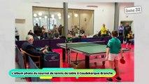 L'album photo du tournoi de tennis de table à Coudekerque-Branche