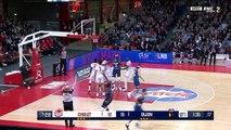 J22 : Cholet - JDA Dijon en vidéo