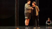 Coulisses - « Guys and Dolls »