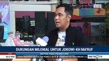 Dukungan Milenial untuk Jokowi-Ma'ruf
