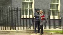 Cabinet arrive in Downing Street ahead of Meaningful Vote