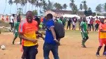 Football : Ouverture du tournoi du pétrole et de l'énergie