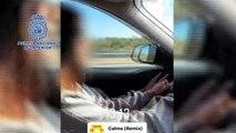 La policía detiene a una menor por conducir a más de 220 Km/h y subir el vídeo a las redes sociales