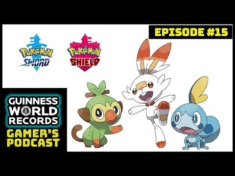 Pokémon Sword and Shield, Deltarune and the Switch turns two - GWR Gamer's Podcast Episode 15