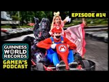 Sami Cetin: Fastest Super Mario Karter - GWR Gamer's Podcast Episode 14