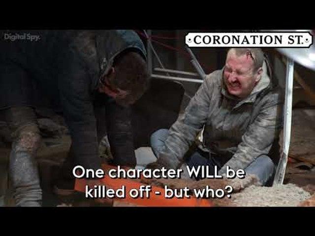 Coronation Street: Roof collapse to kill off character   Rana abandons her wedding (Week 12)